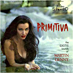 Cover image of Primitiva