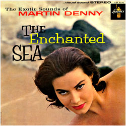 Cover image of The Enchanted Sea