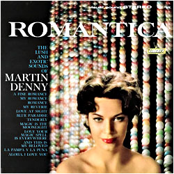 Cover image of Romantica