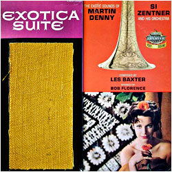 Cover image of Exotica Suite