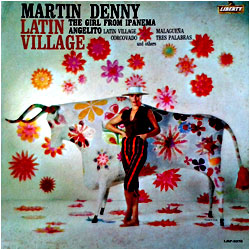 Cover image of Latin Village