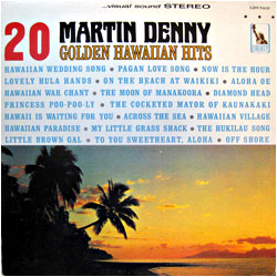 Cover image of 20 Golden Hawaiian Hits