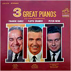 Cover image of Three Great Pianos