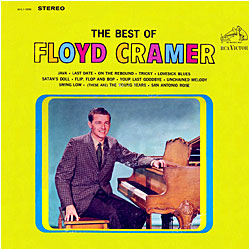 Cover image of The Best Of Floyd Cramer