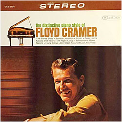 Cover image of The Distinctive Piano Style Of Floyd Cramer