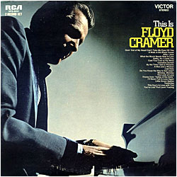 Cover image of This Is Floyd Cramer