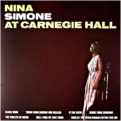 Cover image of At Carnegie Hall