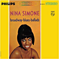 Cover image of Broadway Blues Ballads