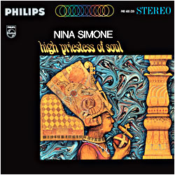 Cover image of High Priestess Of Soul