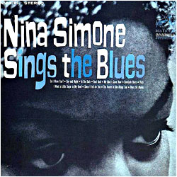 Cover image of Sings The Blues