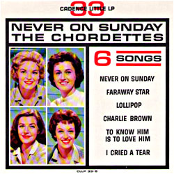 Cover image of Never On Sunday