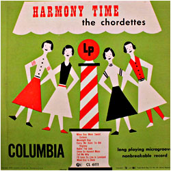 Cover image of Harmony Time