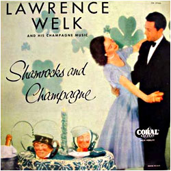 Cover image of Shamrocks And Champagne