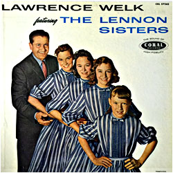 Cover image of Featuring The Lennon Sisters
