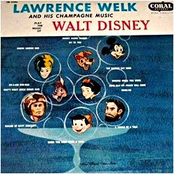 Cover image of The Music Of Walt Disney