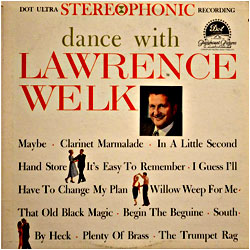 Cover image of Dance With Lawrence Welk