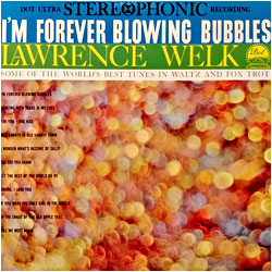 Cover image of I'm Forever Blowing Bubbles