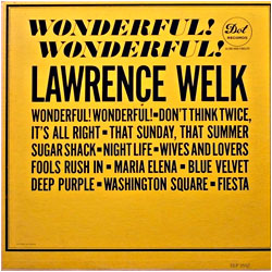 Image of random cover of Lawrence Welk