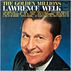 Cover image of The Golden Millions