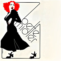 Cover image of Bette Midler