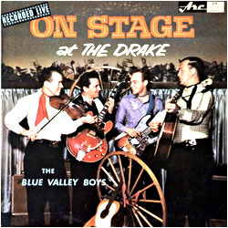 Cover image of On Stage At The Drake