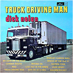 Cover image of Truck Driving Man