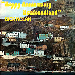 Cover image of Happy Anniversary Newfoundland
