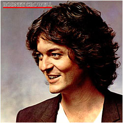 Rodney Crowell - image of cover