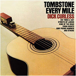 Cover image of Tombstone Every Mile