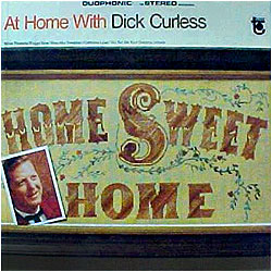 Cover image of At Home With Dick Curless